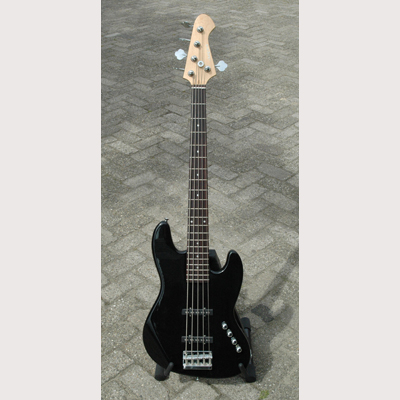 Aria STB Jazz Bass DX5