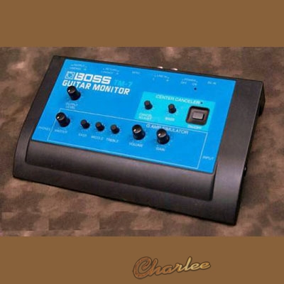 Boss Guitar monitor