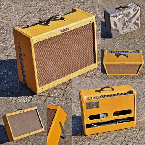 Fender blues de Luxe Reissue