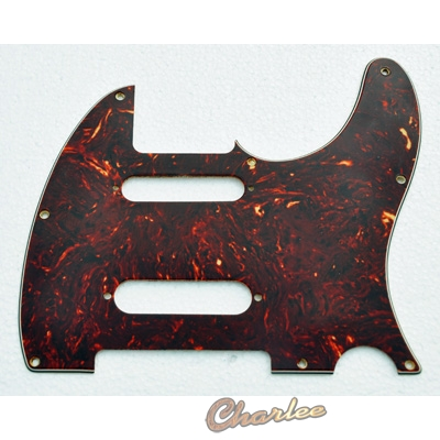 Fender Nashville Power Tele pickguard tortoise 3-ply