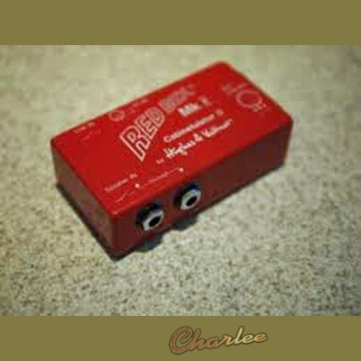 Hughes&Kettner Red Box MkII